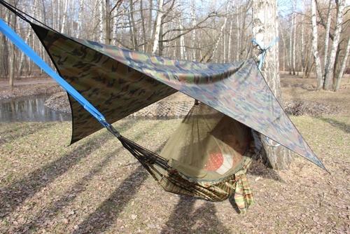 Тент для палатки своими руками 441