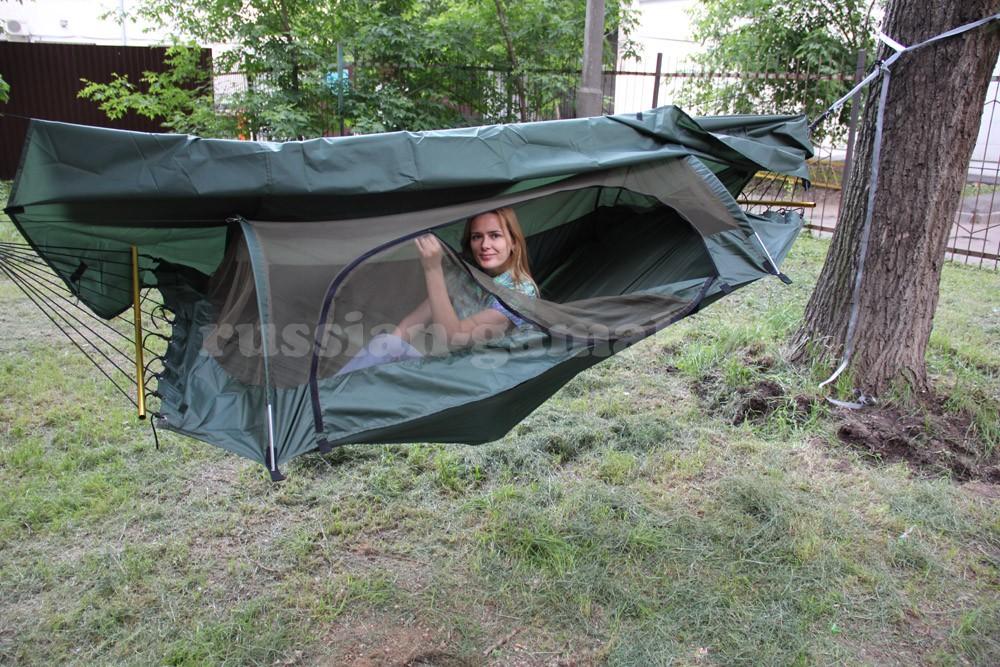 Палатка гамак своими руками